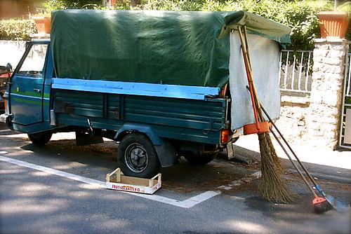 Ape truck