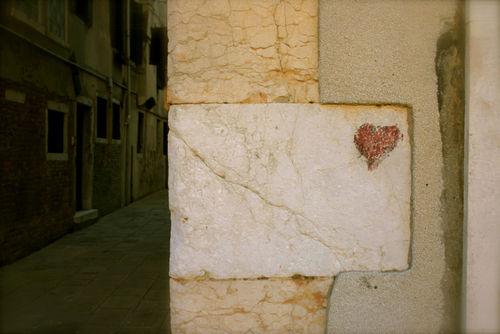 A little love on an alley